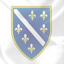 Bosna i Hercegovina - ljiljani