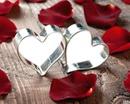 anneau coeur