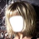 carrée blond platine