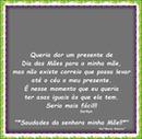 """À minha Mãe!! By""""Maria Ribeiro"""""""