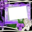 Ange violet