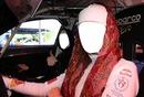 Hijab Rally Driver 2
