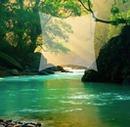 Apparition de la rivière