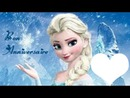 reine des neiges bon anniversaire
