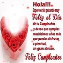 Felicidades en tu cumpleaños amiga
