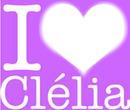i love cléclia