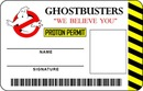 Ghostbusters Badge  photo