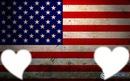 drapeau américain <3