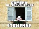 caméra italienne