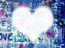 Love  bleu éléctrique !