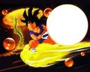 goku y esfera