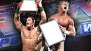 Dolph Ziggler et John Cena