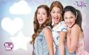 Violetta, Camila y Francesca