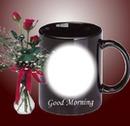 Bonjour tasse