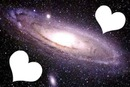 perdu dans l'univers sans toi