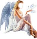 ange (modèle femme à complêter )