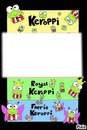collages keroppi