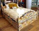 mon lit bibliotheque