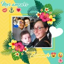 Ma famille,mes amours et moi