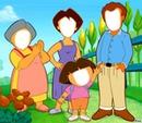 Dora l'exploratrice et sa famille