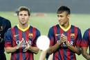 Neymar & Messi
