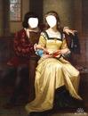 couple Roméo et Juliette
