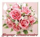 bouquet goute d'eau