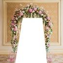 arcade de fleur