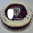 Torta Cagliari calcio