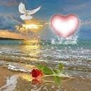 cielo, mar y corazon