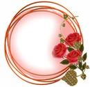 Cc Vintage con rosas