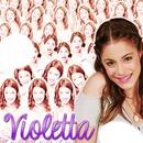 Blend hermoso de Violetta