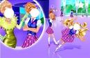 Barbiee e a escola de princess