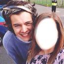 Selfie Harry Styles