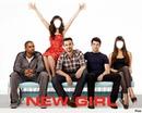 New Girl bande au complet