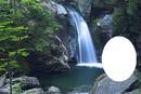 Bingham Falls Vermont- hdh 1