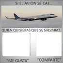 Si Se Cae El Avion