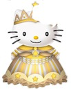 hello kitty princesse