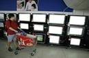 magasin de télé