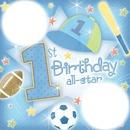 All-Star 1 my first birthday