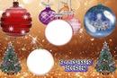'kerstballen'