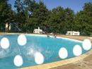 la piscine en famille