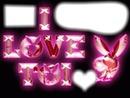 I love toi <3