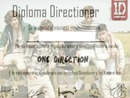 diploma de one direction