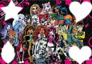 monster high photo de classe