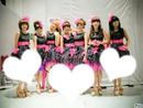 Cherrybelle,dari Aneska Christyers (on facebook)