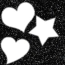 coeur et etoile