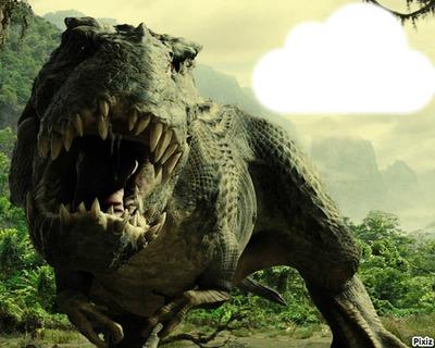 cadre dinosaure