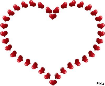 Amour Image Coeur photo montage le coeur de l'amour - pixiz