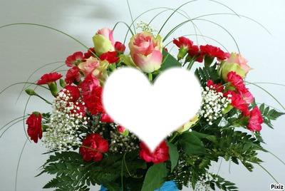 *Bouquet st Valentin*